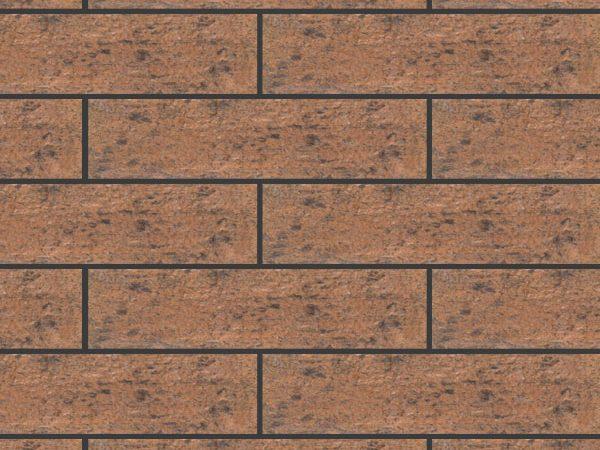 Broadway Brick Slips Red 60x250