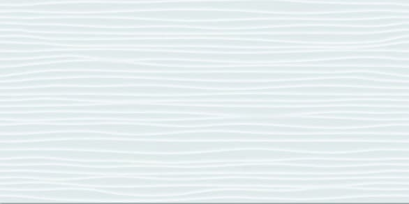 Bliss White Lines Wall Tile 600x300