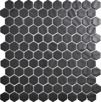 Polygon Natural Black 301x290x5mm