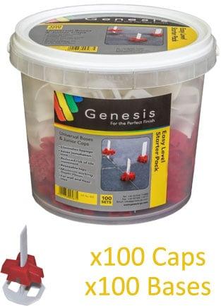 Genesis Easy Level Starter Pack