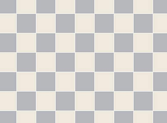 Olde English Check Pattern Floor per m2