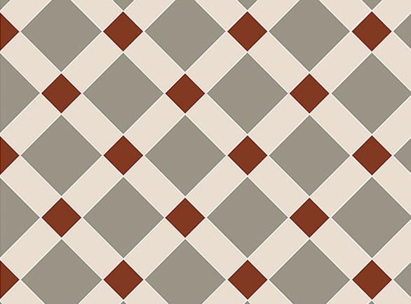 Olde English Dunkirk Pattern Floor per m2