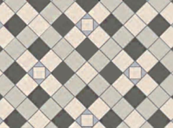 Olde English Alternate Pattern Floor per m2