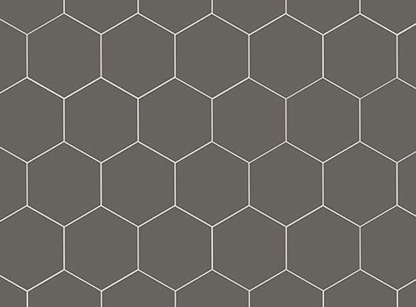 Olde English Hexagon Pattern Floor per m2