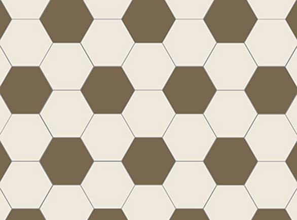 Olde English Classic Pattern Floor per m2