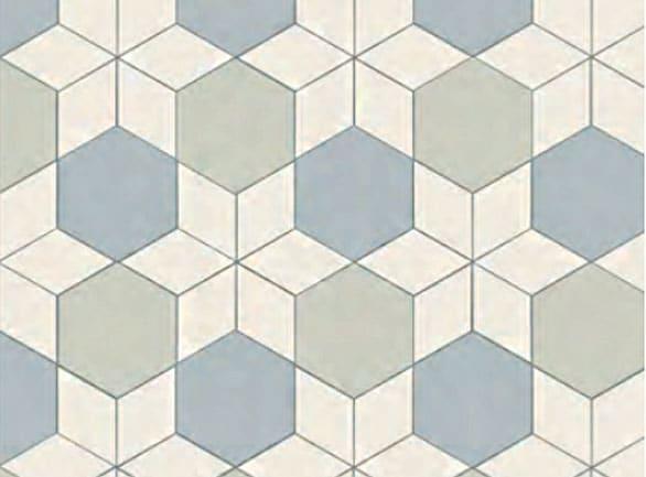 Olde English St David Pattern Floor per m2