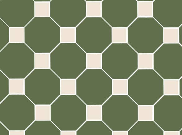 Olde English Conrad Pattern Floor per m2