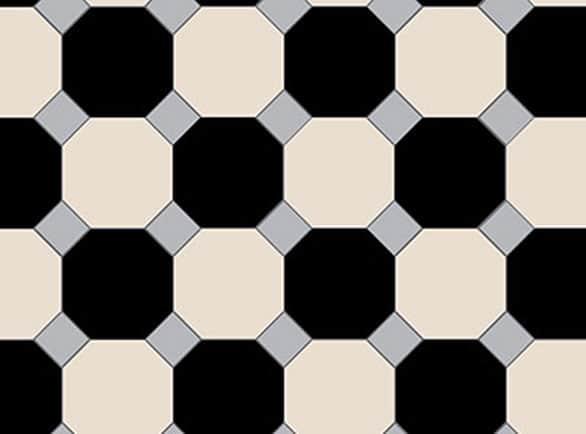 Olde EnglishDramatic Pattern Floor per m2