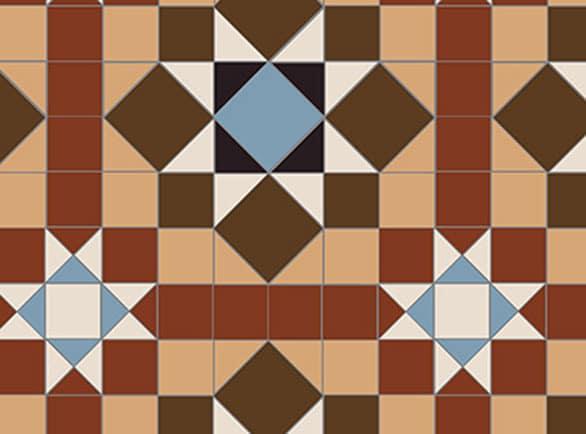 Olde English Grand Pattern Floor per m2