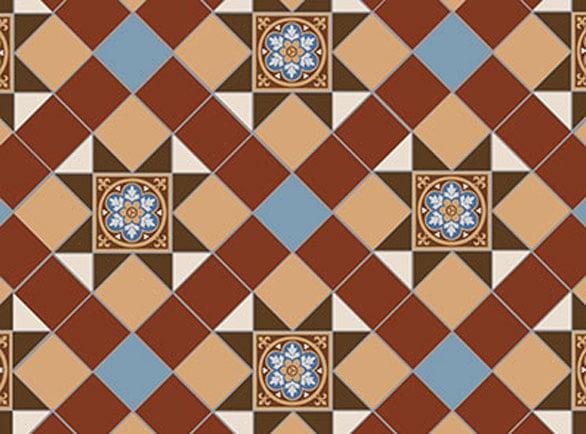 Olde English Gavin Pattern Floor per m2