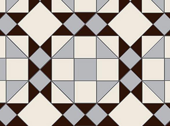 Olde English Norway Pattern Floor per m2