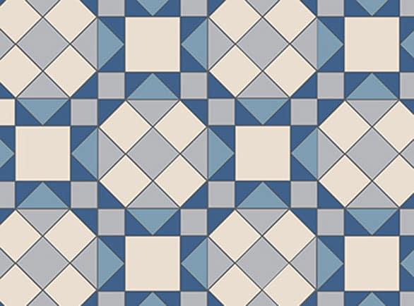 Olde EnglishNathan Pattern Floor per m2