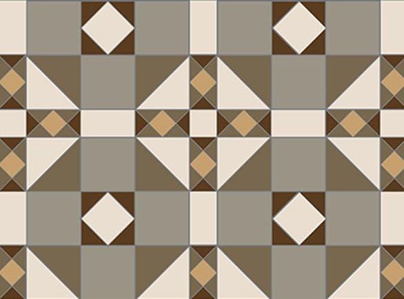 Olde English 'Wessex Pattern  Floor per m2