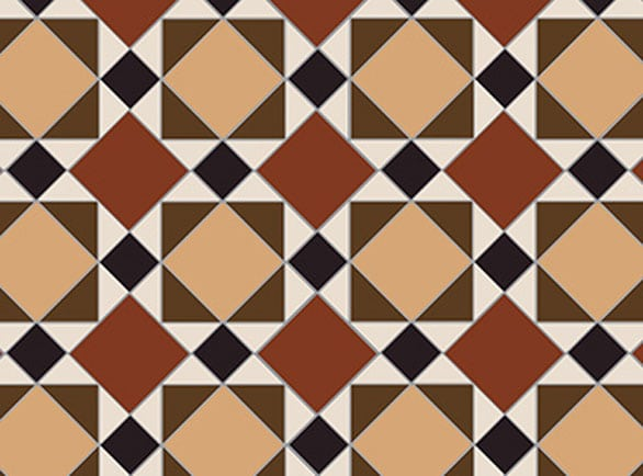 Olde English Kieran Pattern  Floor per m2
