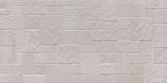 Mineral Off White Decor Wall & Floor Tile