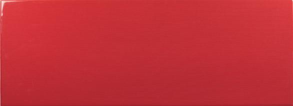 Vivid Red Gloss 400x150x10mm