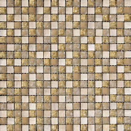 Jewelstone Amethyst Mosaic 300x300