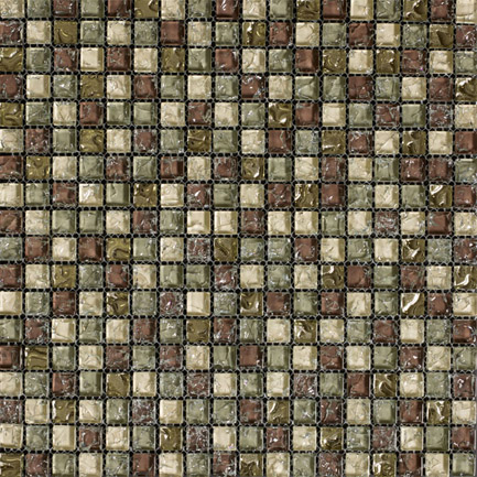 Jewelstone Quartz Mosaic 300x300