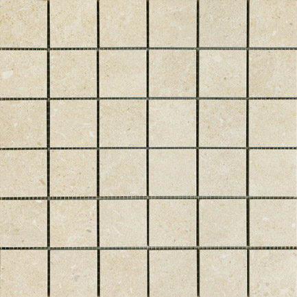 Discovery Beige Smooth Mosaic 300x300