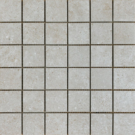 Discovery Grey Smooth Mosaic 300x300