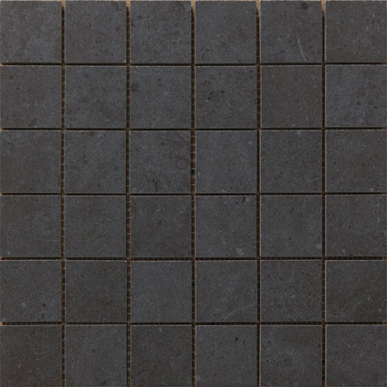 Discovery Black Smooth Mosaic 300x300