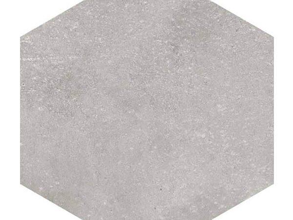 Hexagon Rift Grey  230x266
