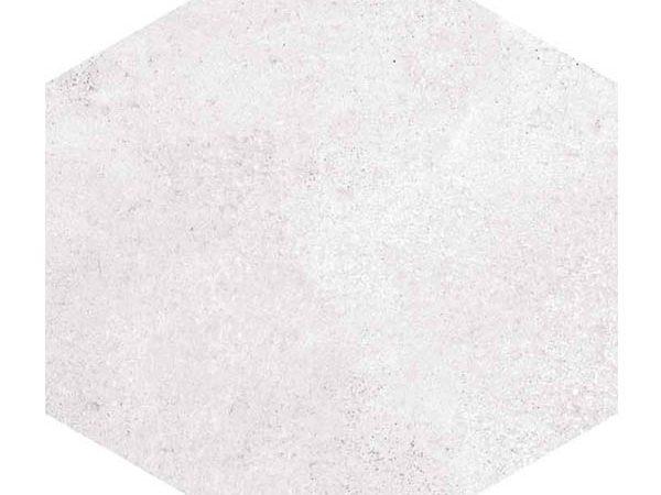 Hexagon Rift White  230x266