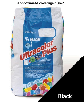 Mapei Ultracolour Plus Black (120) 5kg