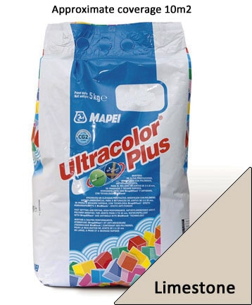 Mapei Ultracolour Plus Limestone (299) 5kg