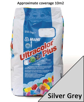 Mapei Ultracolour Plus Silver Grey (111) 5kg