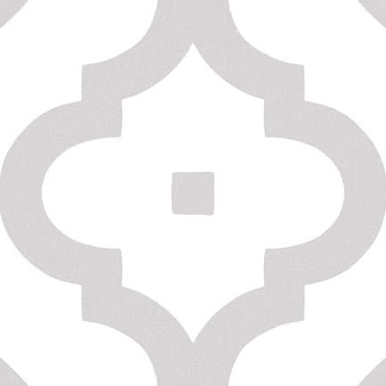 Palmette Grey 200x200x8mm