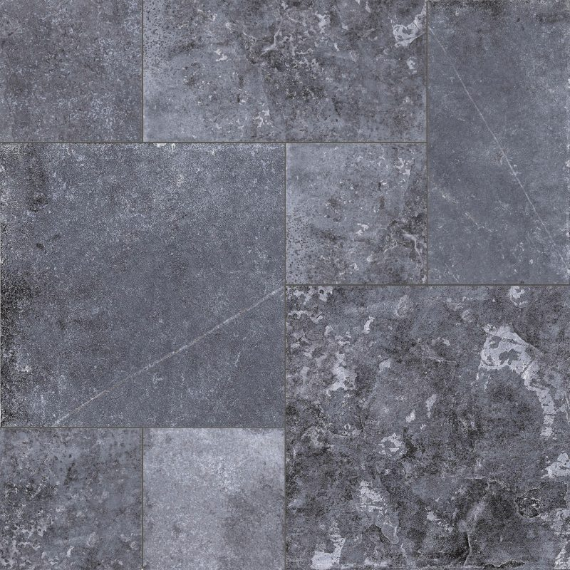Boulder Bluestone floor tiles