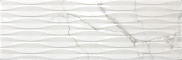Marmo Bardiglio Marble Gloss Structured 900x3