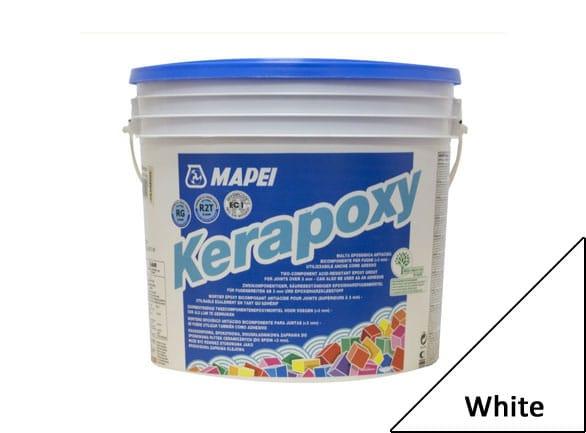 Mapei Kerapoxy White (100) 5Kg