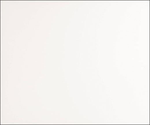 White Glass Splashback 900x750