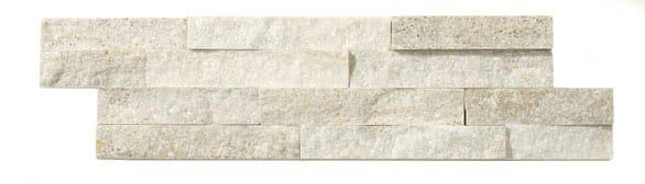 Geo Split Face Oyster Sparkle quartz wall tiles