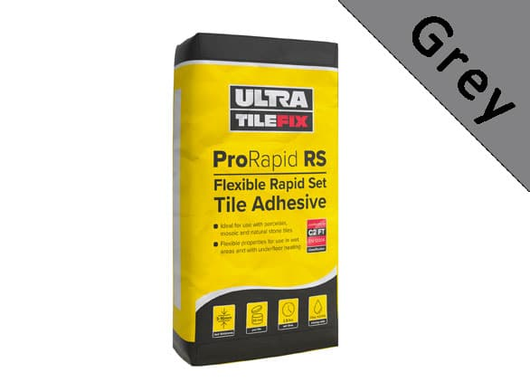 Instarmac Ultra Tile Fix Pro Rapid RS Grey 20