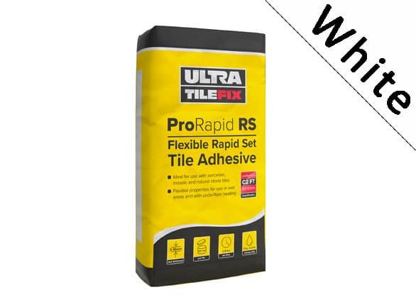 Instarmac Ultra Tile Fix Pro Rapid RS White 2