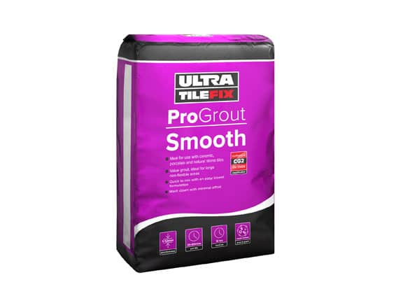 Instarmac Ultra Tile Fix ProGrout Smooth Wall