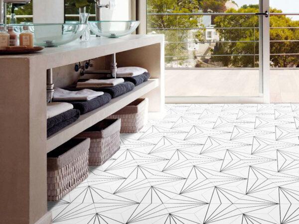 Axis Hexagon Tiles