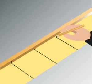 Making a tile rod