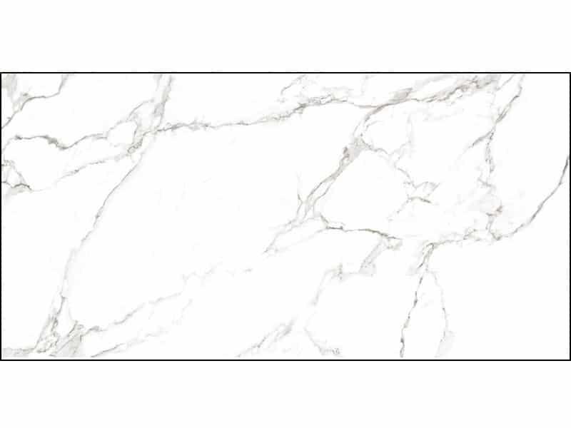 grande bianco polished floor tiles