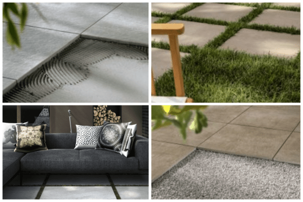 4 alternative ways to install patio tiles