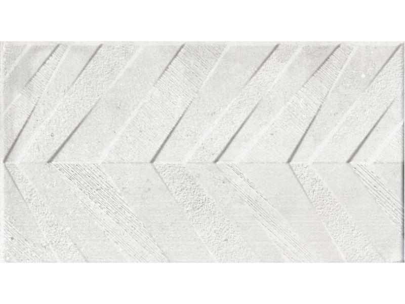 off white arrow decor wall tiles