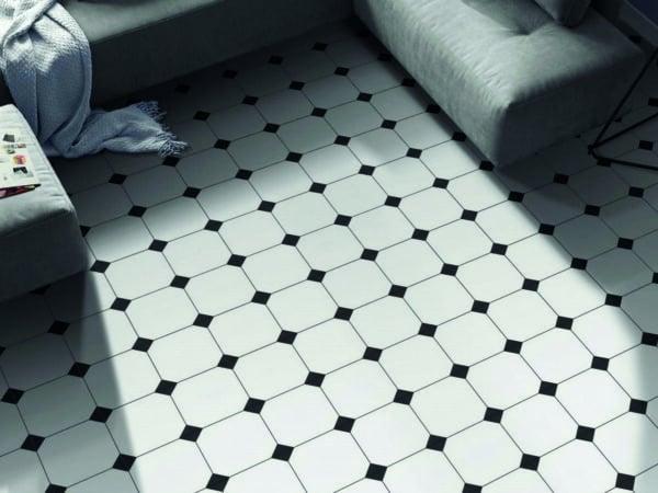 Castle Patterned Floor Tiles