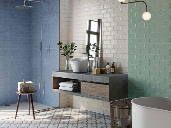 Cornwall Bathroom Wall Tiles