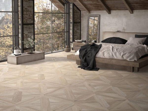 Crate Wood Effect Floor Tiles