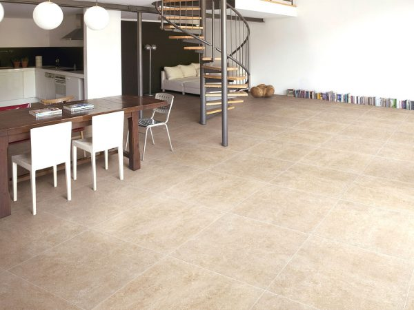 Discovery Concrete Effect Floor Tiles