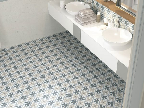 Deco Fiorella Porcelain Wall Tiles
