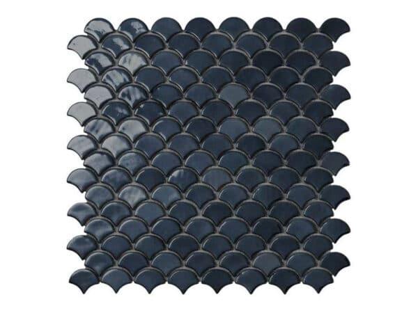Galapagos Black Glass Mosaics